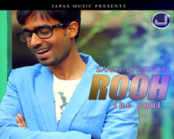 Rooh -The Soul - Sandy Charnoal